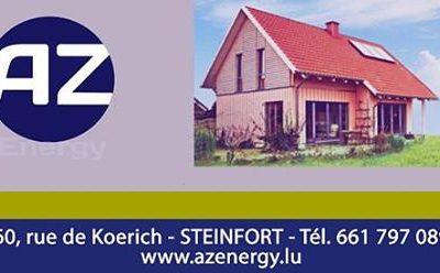 La publicité AZ Energy